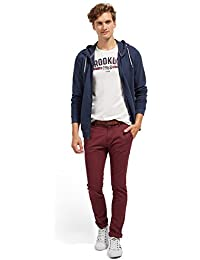 TOM TAILOR DENIM für Männer pants / trousers Skinny Chino