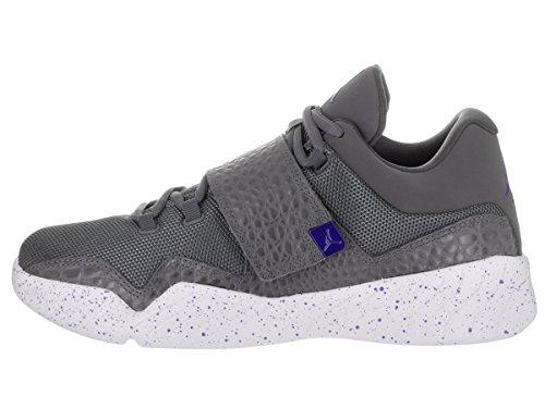 Nike Herren 854557-005 Basketball Turnschuhe Grau