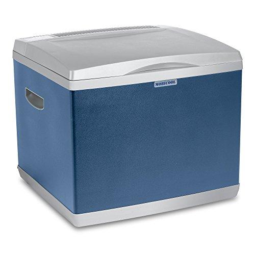 MOBICOOL C40 Hybrid - tragbare Kompressor-Kühlbox, Gefrierbox, 38 Liter für Auto, Lkw und Steckdose, A+