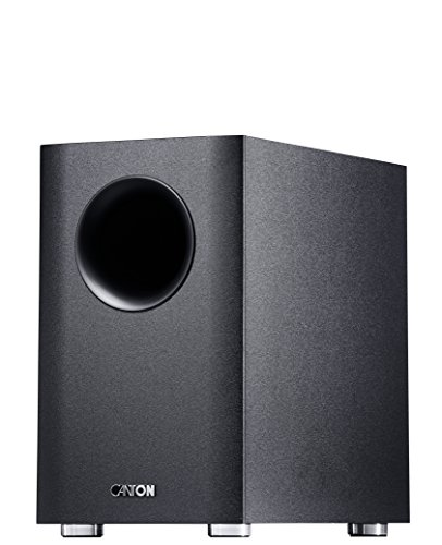 Canton AS 2020 SC 50 W Altavoz de subgraves (- Subwoofer (50...