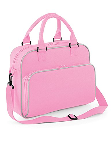 Junior dance bag, Classic Pink (Rose) - BG145