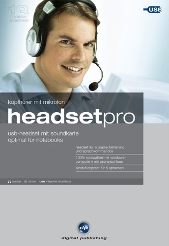 Interaktive Sprachreise 13: Headset Pro (USB) + Einstufungstest
