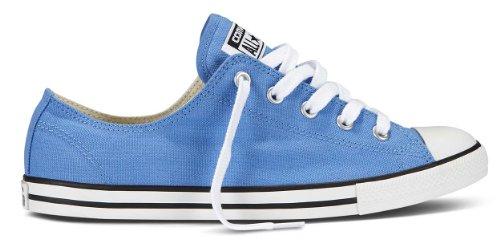 Converse, Dainty Sea OX, Sneaker, Donna blu - blu