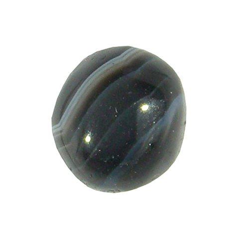 astro-gemsstone-sulemani-hakik-akik-stone-660-carat-black-color-oval-shape-gemstone-for-unisex