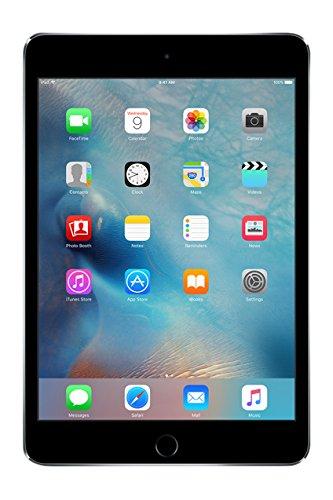 """Apple iPad mini 4 9,7"""" Display Wi-Fi + Cellular 128GB - Space Grau"""