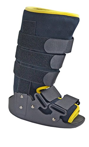Kids de fractura Walker Boot-tobillo, pierna, pie, Protección, Soporte, apoyo, lesión, esguince...