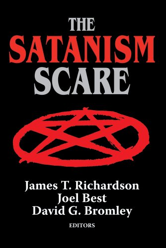The Satanism Scare (Social institutions & social change)