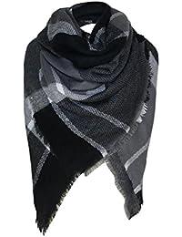 e742e07a5be2 foulards , Tefamore Mode Lady Femmes Longue enveloppe souple Lady Châle  Écharpe Écharpe Collier écharpe