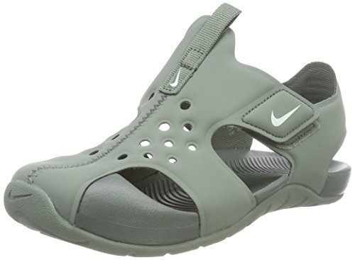 sports shoes ed976 81a74 Nike Chanclas Sunray Protect 2 (PS), Zapatillas de Deporte Unisex para  Niños,