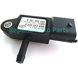 Carte Capteur de pression du Collecteur Turbo d'admission Boost Sensor 02810025938200225971223657266r