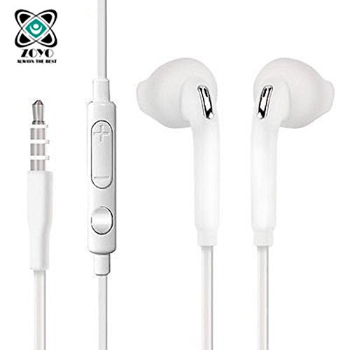 Zoyo Stereo Earphone Compatible with Samsung, Motorola, Sony, Oneplus, HTC, Lenovo, Nokia, Asus, Lg, Coolpad, Xiaomi, Micromax and All Android Mobiles with 3.5mm Jack In-Ear Headphone Headset With Mic  available at amazon for Rs.99