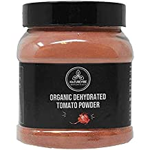 Naturevibe Botanicals Organic Tomato Powder Dry - 275gm | Adds Flavour