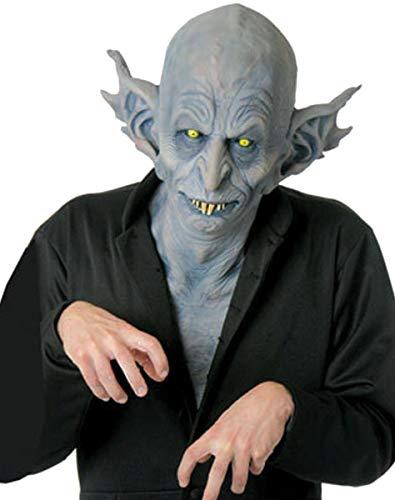Nosferatu Horrormaske für Halloween (Nosferatu Kostüm)
