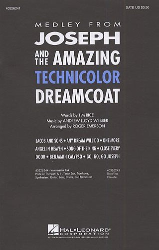 andrew-lloyd-webber-joseph-and-the-amazing-technicolor-dreamcoat-medley-satb-partitions-pour-satb-ac