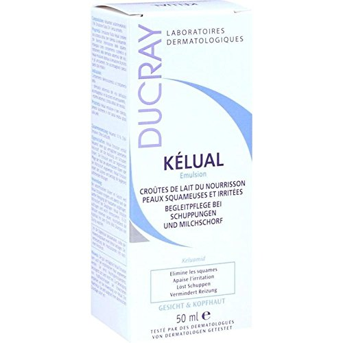 Ducray Kelual Emulsione 50ml Emulsione