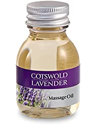 Massage Oil - Soothe and Relax tired muscles .. Made from Natural Lavender Oils - 100% Grown in Cotswold, England.