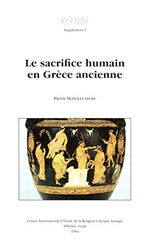 Le sacrifice humain en Grce ancienne