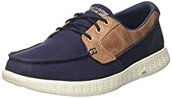Skechers Go Glide - High Seas Navy Mens Boat Shoes Size 8M