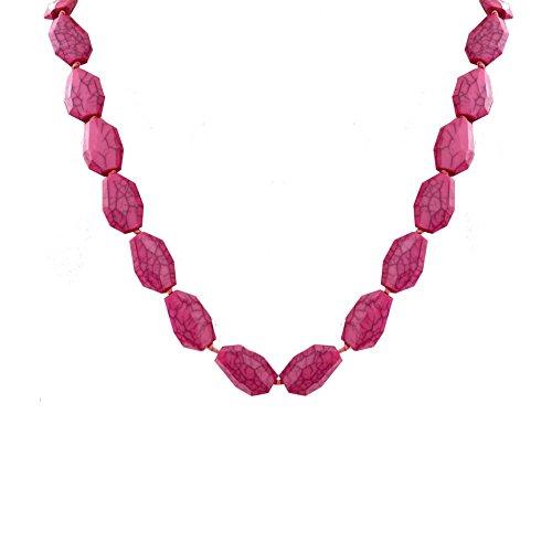 tumundo-collana-di-perle-multipla-cadena-perlina-mujer-colores-pastel-lavanda-crema-lila-morado-viol