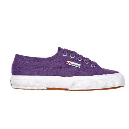 Superga 2750 Linu, Sneaker Unisex – Adulto multicolore (Aubergine)