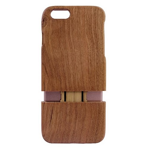 Phone case & Hülle Für IPhone 6 Plus / 6S Plus, Palisander Material Gehäuse ( Color : Red ) Brown