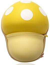 JangoKids Mushroom Shaped Cute Backpack For Kids And Toddlers 3D School Bag, Baby Boys Girls Pre School Kindergarten...