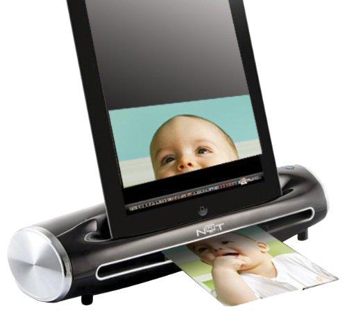 Lifeview iScanner mobiler Scanner für IPad / iPad2 / iPad3 schwarz