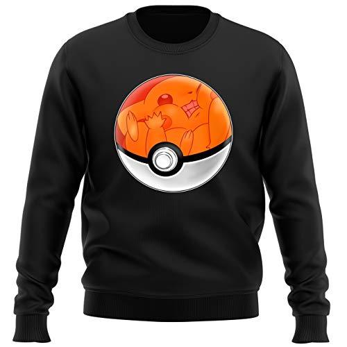 Pull Noir Pokémon parodique La Poké Ball de Pikachu : Pika Pas Cool ! (Parodie Pokémon)