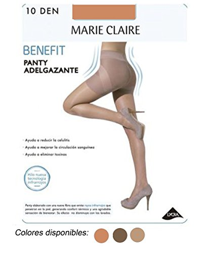 MARIE CLAIRE Panty Benefit 4793 - Maquillaje - M