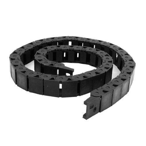 1.06M ouverte en plastique Type de corde câble chaîne Transporteur Drag 15mm x 20mm