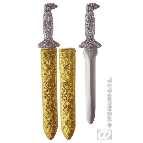 Römerschwert Römer Schwert Kostüm Zubehör Fasching (Gladiator Kostüm Katze)