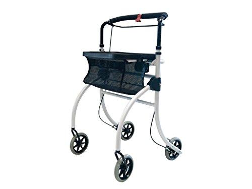 Ability Superstore, Rollator Roomba für den Innenbereich, weiß