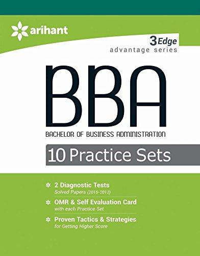 3 Edge Advantage Series - BBA 10 Practice Sets