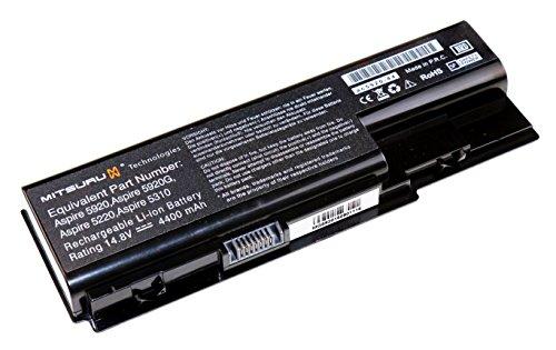 4400mAh Notebook Laptop Ersatz Akku Batterie für Acer Aspire 7540 7720 7730 7736 7740 8530 8735 eMachines E510 E520 E720 G520 Extensa 7230 7630