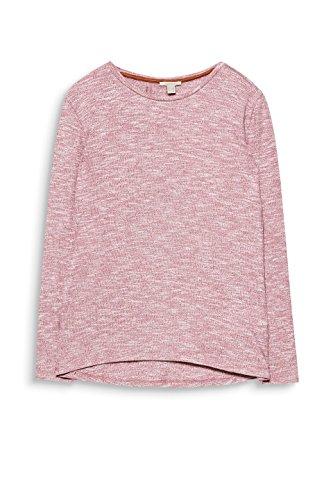 Esprit, T-Shirt à Manches Longues Femme Multicolore (Garnet Red 620)