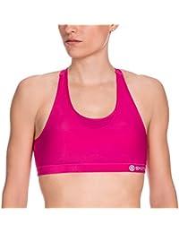 Rosa sujetadores deportivos ropa interior deportiva ropa - Amazon ropa interior hombre ...