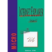Internet Explorer, version 4.0