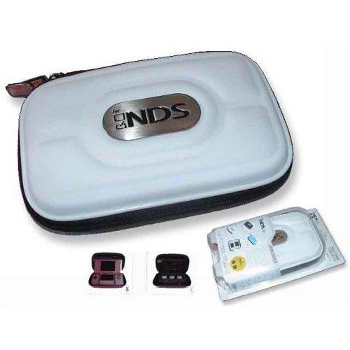 Airfoam Pouch Tasche Etui für Nintendo DS Lite NDS Lite Farbe: pink + 2 Stück Ersatz Stylus Pens in der Farbe weiss!