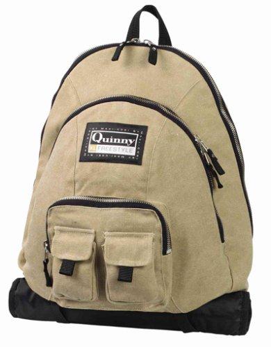 Preisvergleich Produktbild Quinny 66100540 - Freestyle Jogger Wickelrucksack, Farbe Sand
