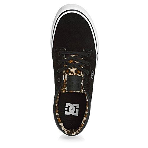 DC Shoes Trase Se - Sneakers Basses - Femme Black