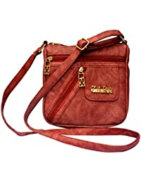 URBAN INTERIA Latest Beautiful Stylish Cross Body Bag For Girl's And Women's In Multi Colours Option - B0777R48WM