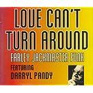 Love Can't Turn Around '96 [CD 1]