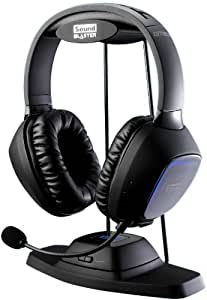 Creative Sound Blaster Tactic3D Omega Wireless - Casque Gaming Sans Fil Driver 50mm