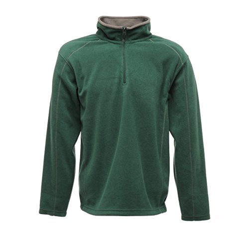 Regatta Mens Ashville 240 Series Microfleece Jacket Key Lime