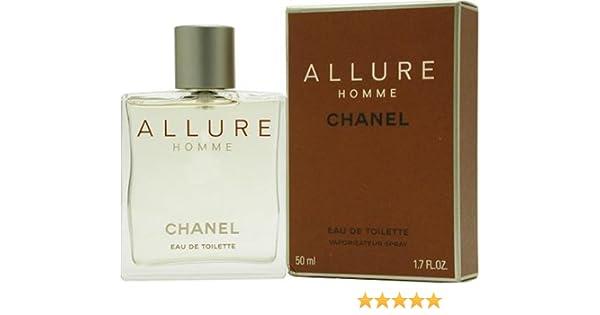 Allure Homme Eau De Toilette 50 Ml Amazoncouk Beauty