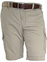 Meyer Hosen - Pantalón corto - cargo - Básico - para hombre
