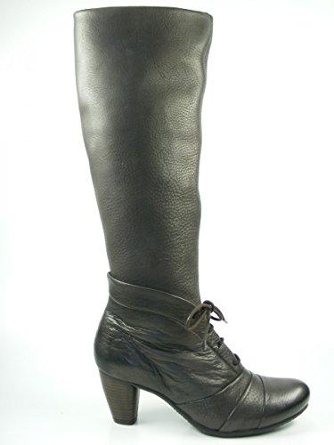 Dkode Schuhe Damen Stiefel Caylin, schuhgröße_1:eur 37;Farbe:Braun