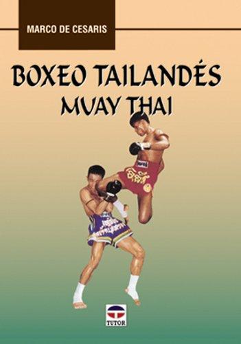 Boxeo Tailandes Muay Thai por Marco de Cesaris