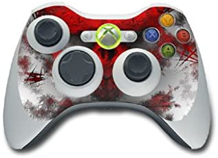 Xbox360 Controller modding Designer Skin - War Light