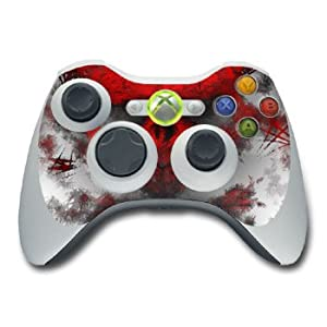 Xbox360 Controller modding Designer Skin – War Light